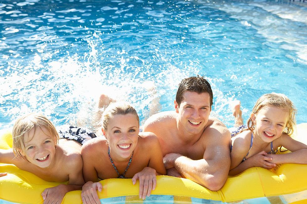 "<img src=""poolphoto.gif"" alt=""Katy homeowners enjoying their pool after maintenance"""