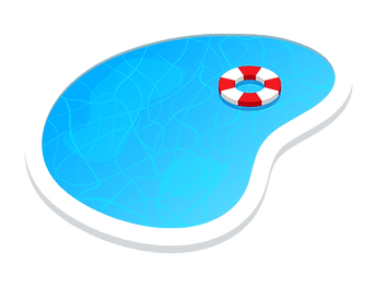 """<img src=""""pool with floating pool toy.gif"""" alt=""""Pool clip art"""""""