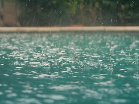 Rainy Season Pool Routine