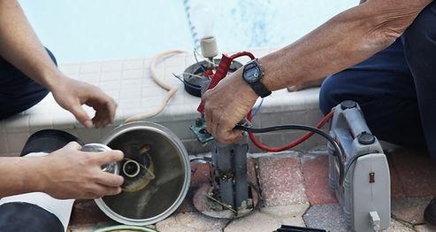 """<img src=""""poolrepairs.gif"""" alt=""""repairing pool pump for Katy resident"""""""