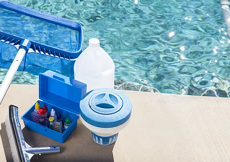Is it Cheaper to Clean Your Own Pool?