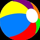 "<img src=""beachball.gif"" alt=""Colorful beach ball"""