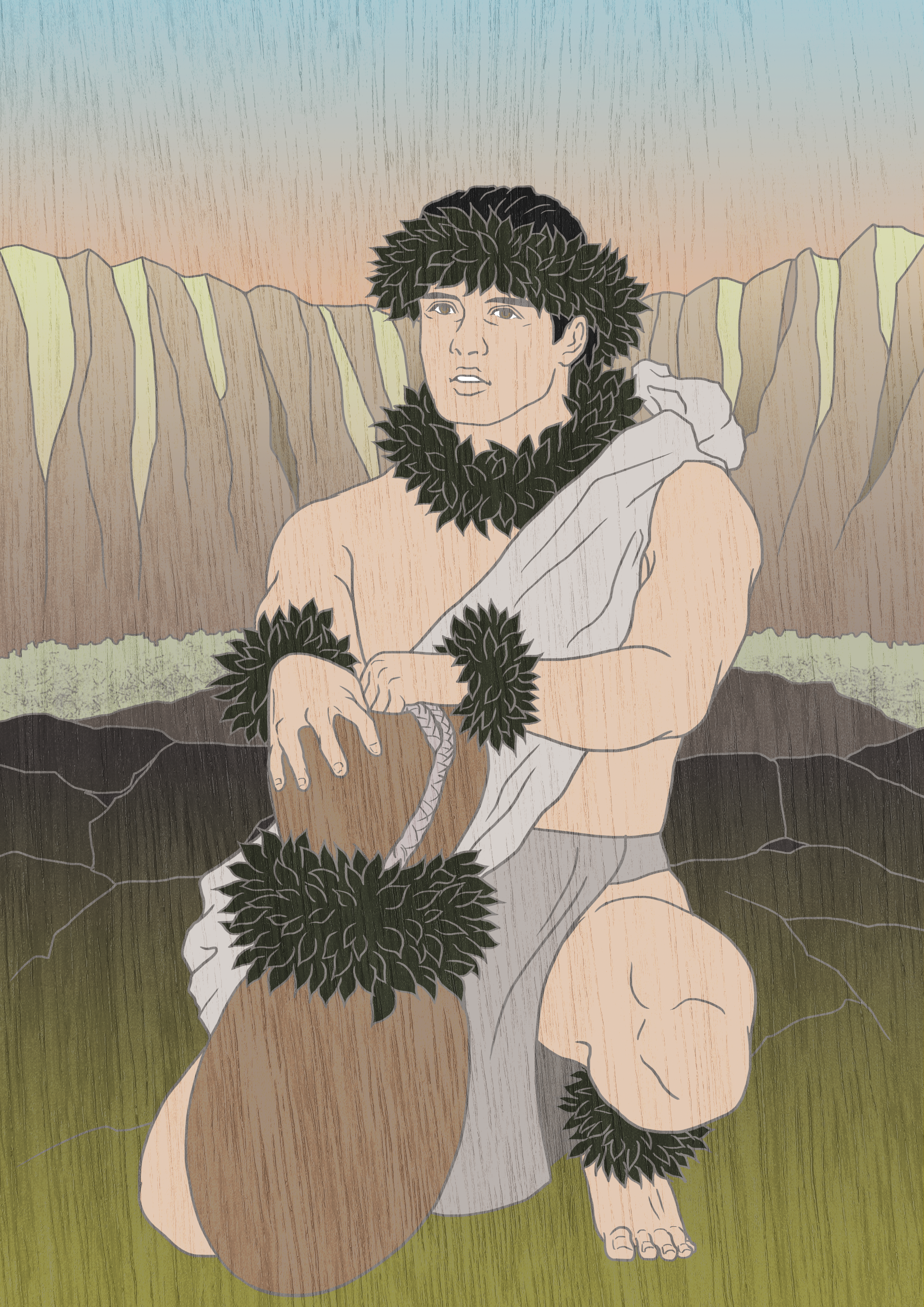 kane hula 16