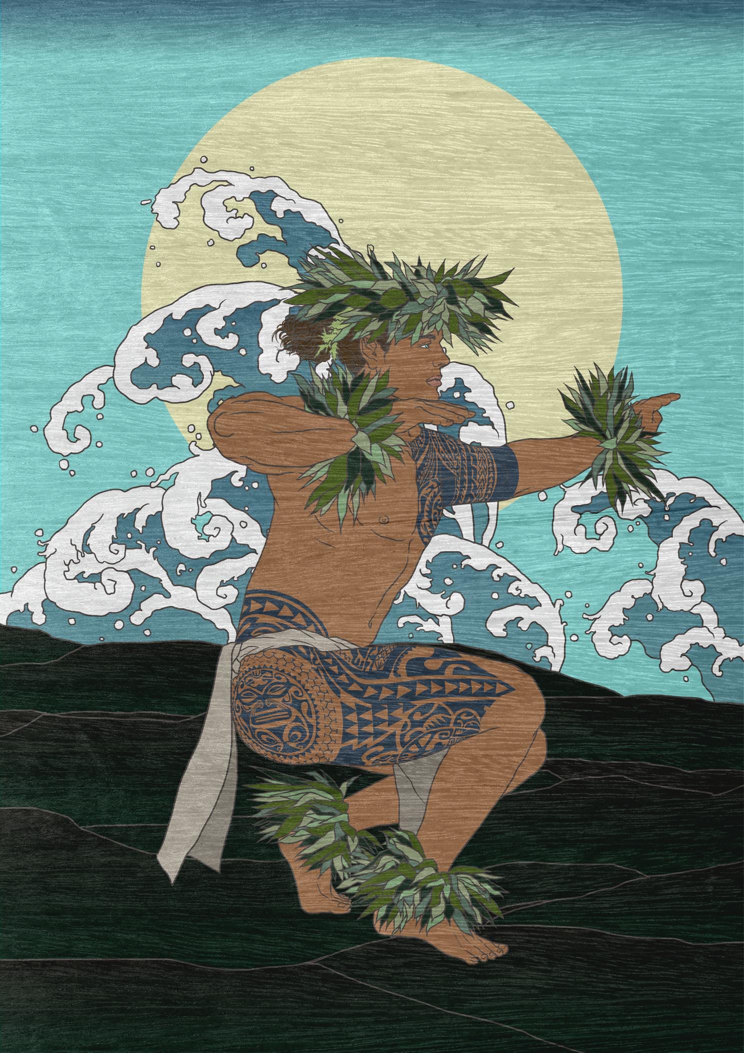 hula kane 24