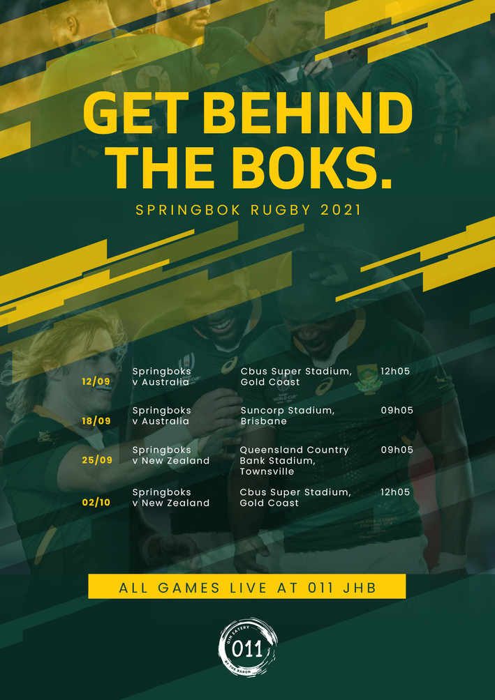 Get behind the Boks