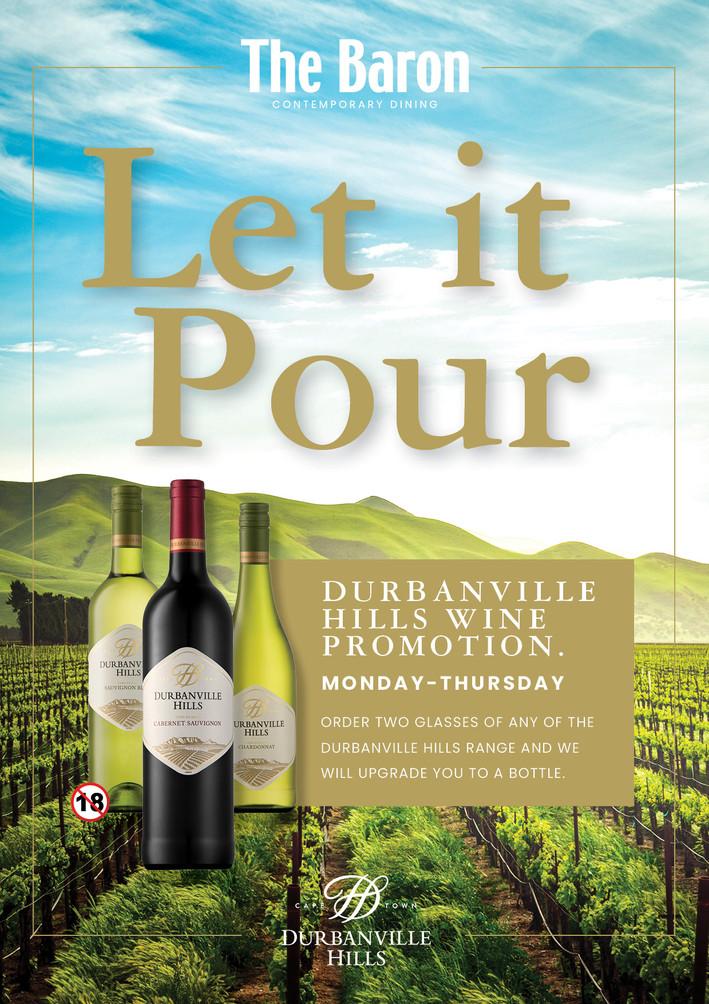 The Baron Durbanville promotion