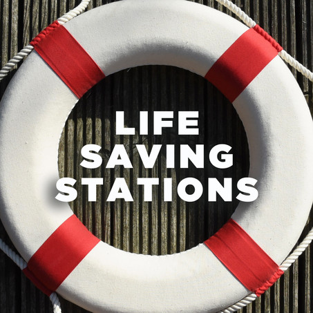 Life-Saving Stations