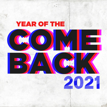 Year of the Comeback