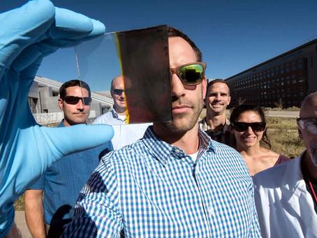 NREL's solar window creates brighter future for green building industry