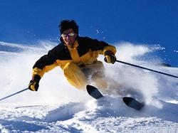Skiier