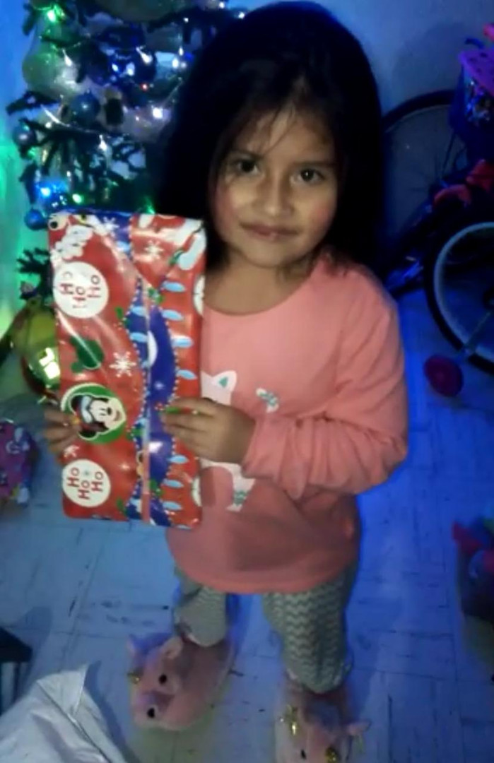 Samantha Isabela Niño