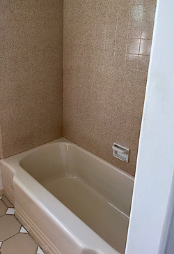 Tub and Tile Reglazed