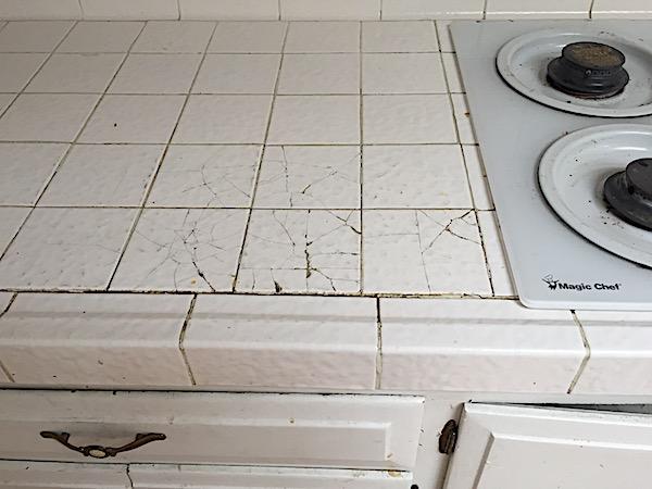 Brocken Tiles before