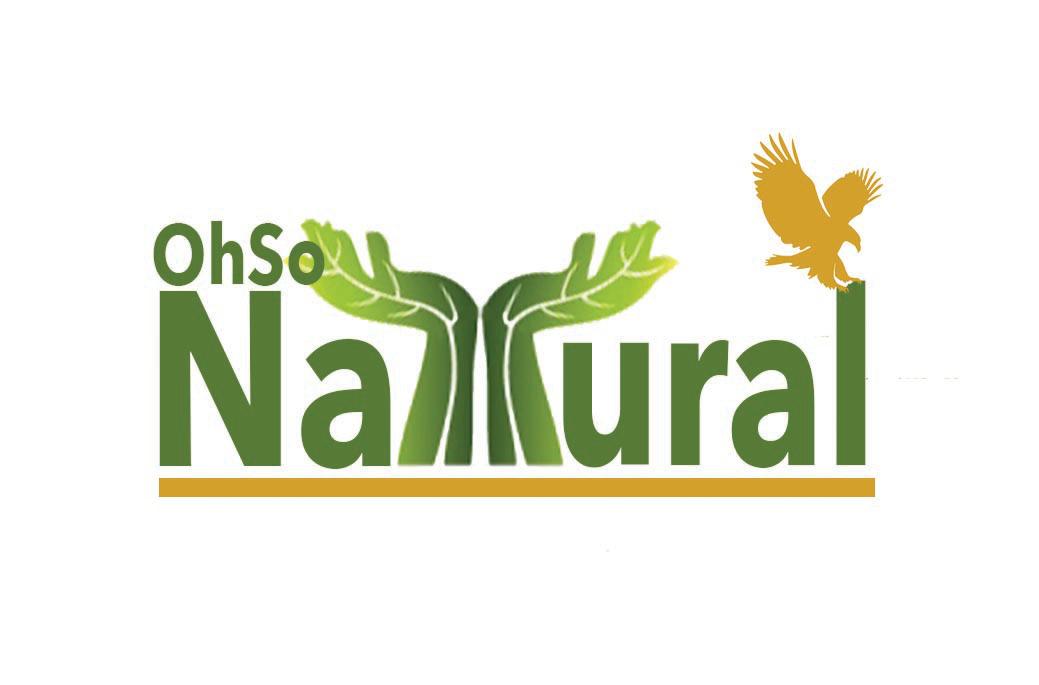 Oh So Natural Logo