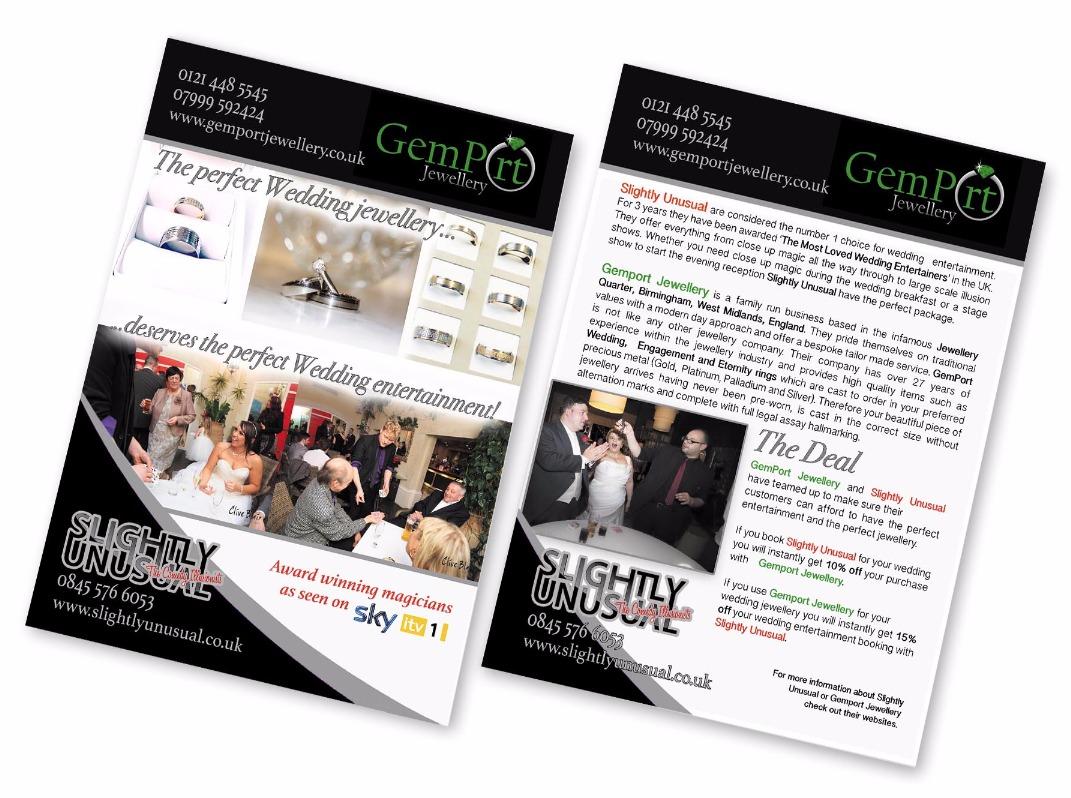 Gemport Slightly Unusual Leaflet_edited