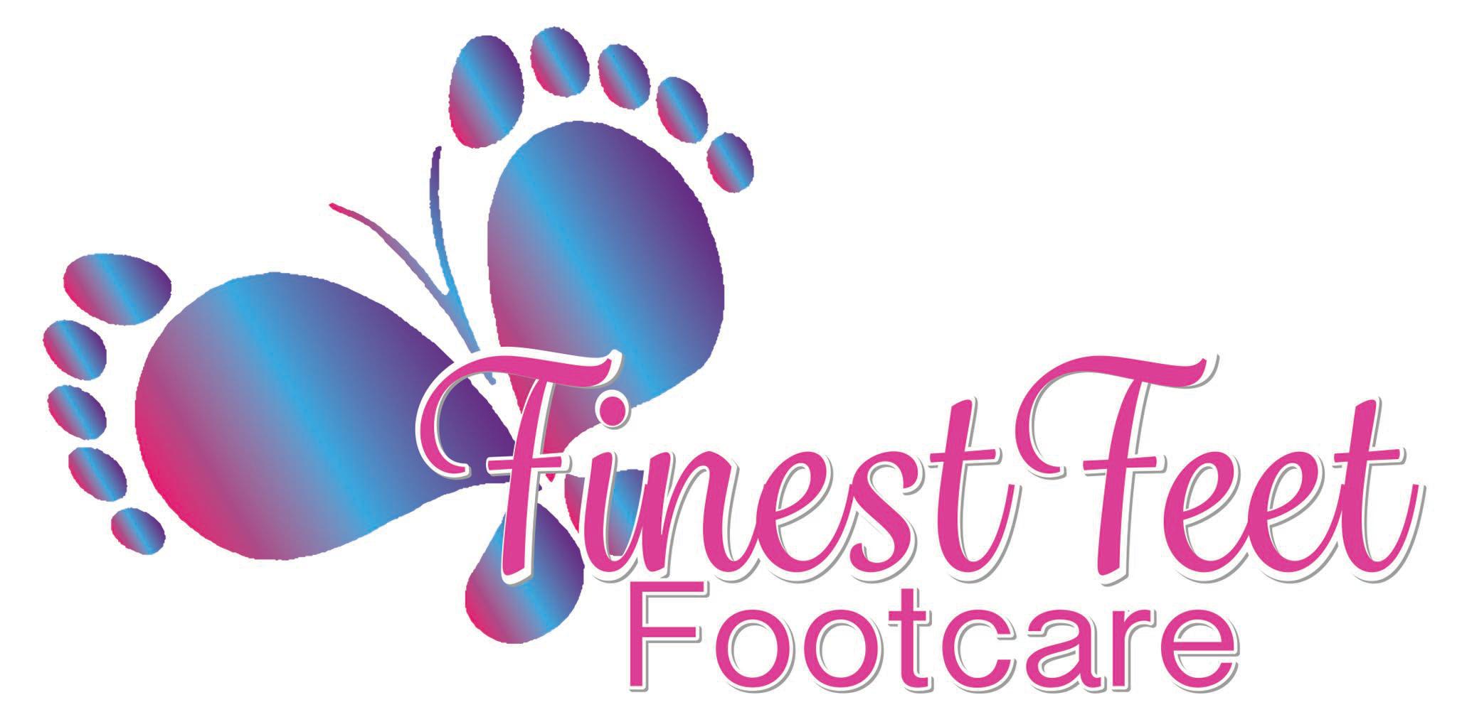 Finest Feet Footcare Logo