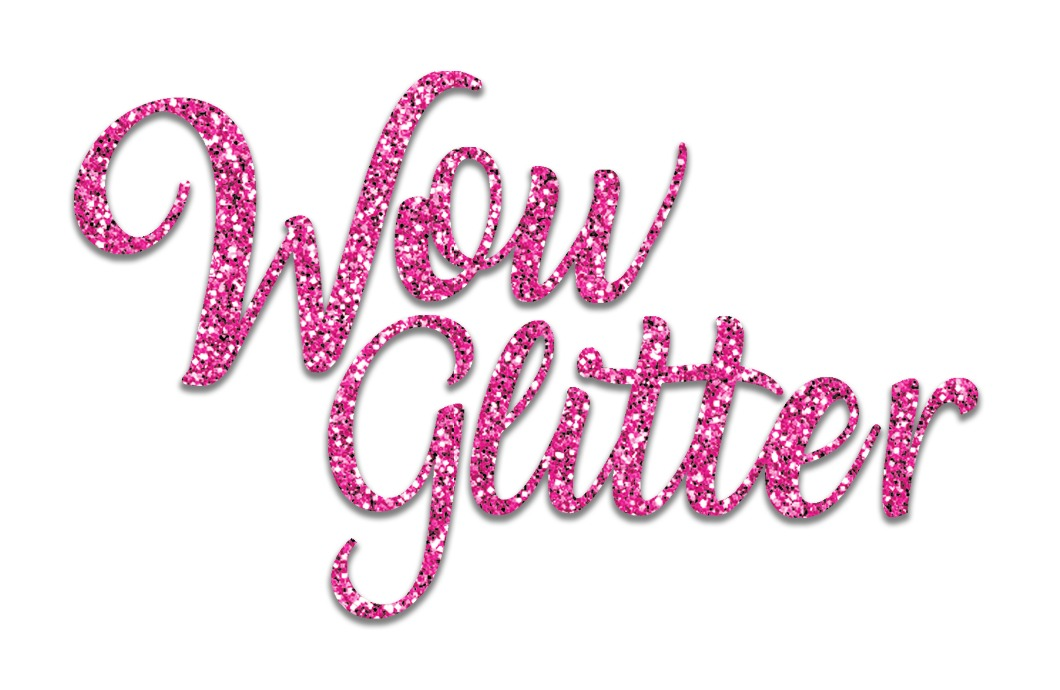 Wow Glitter Logo