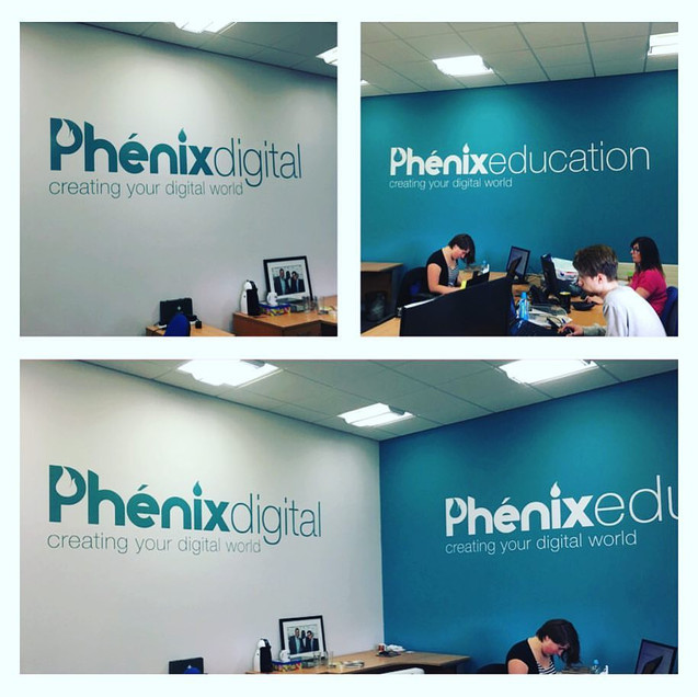 Phenix Digital Wall Graphics