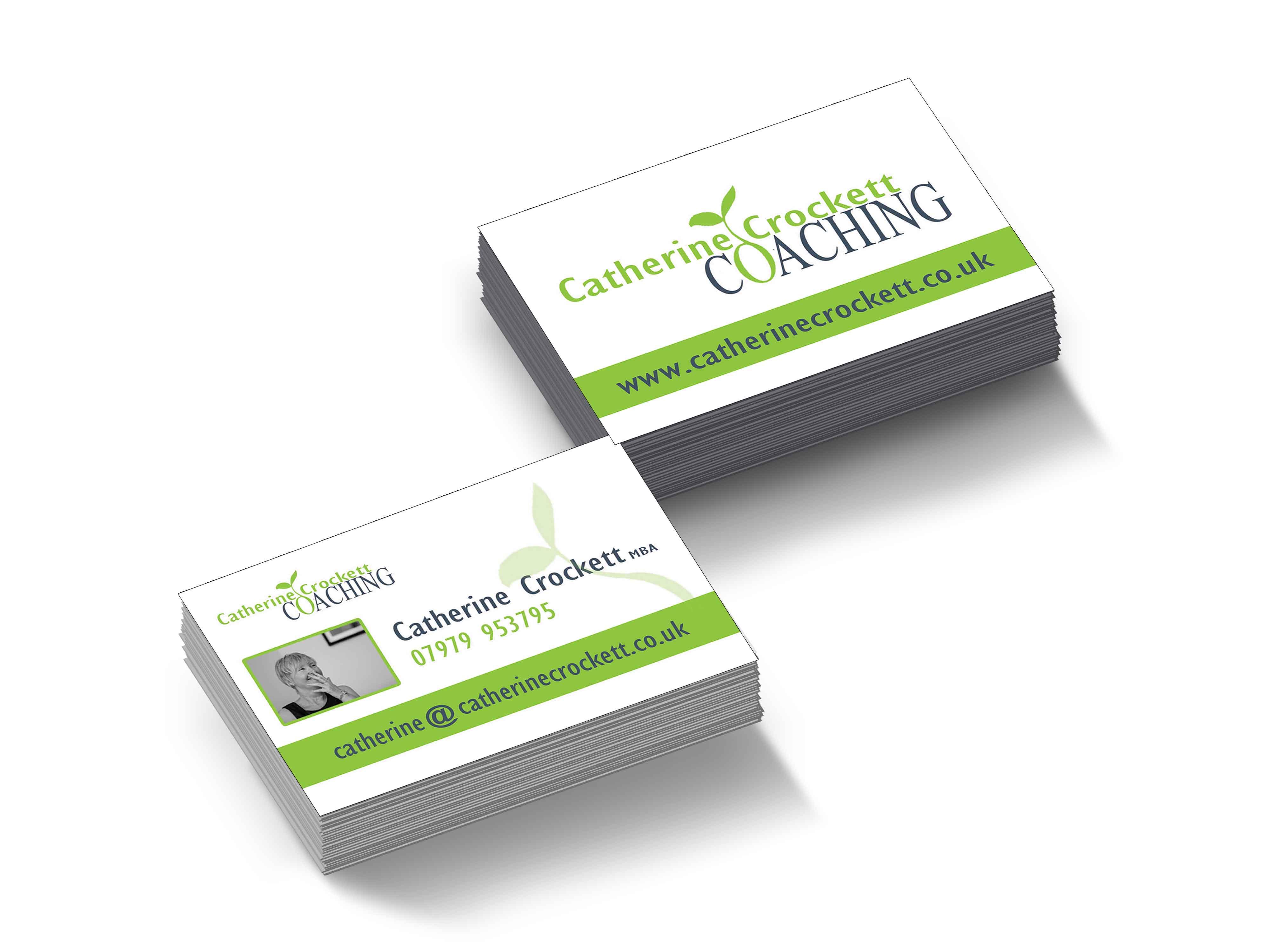 Catherine Crockett Business Cards