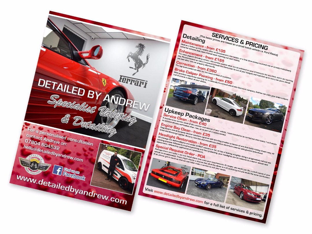 Detailed by Andrew Leaflet