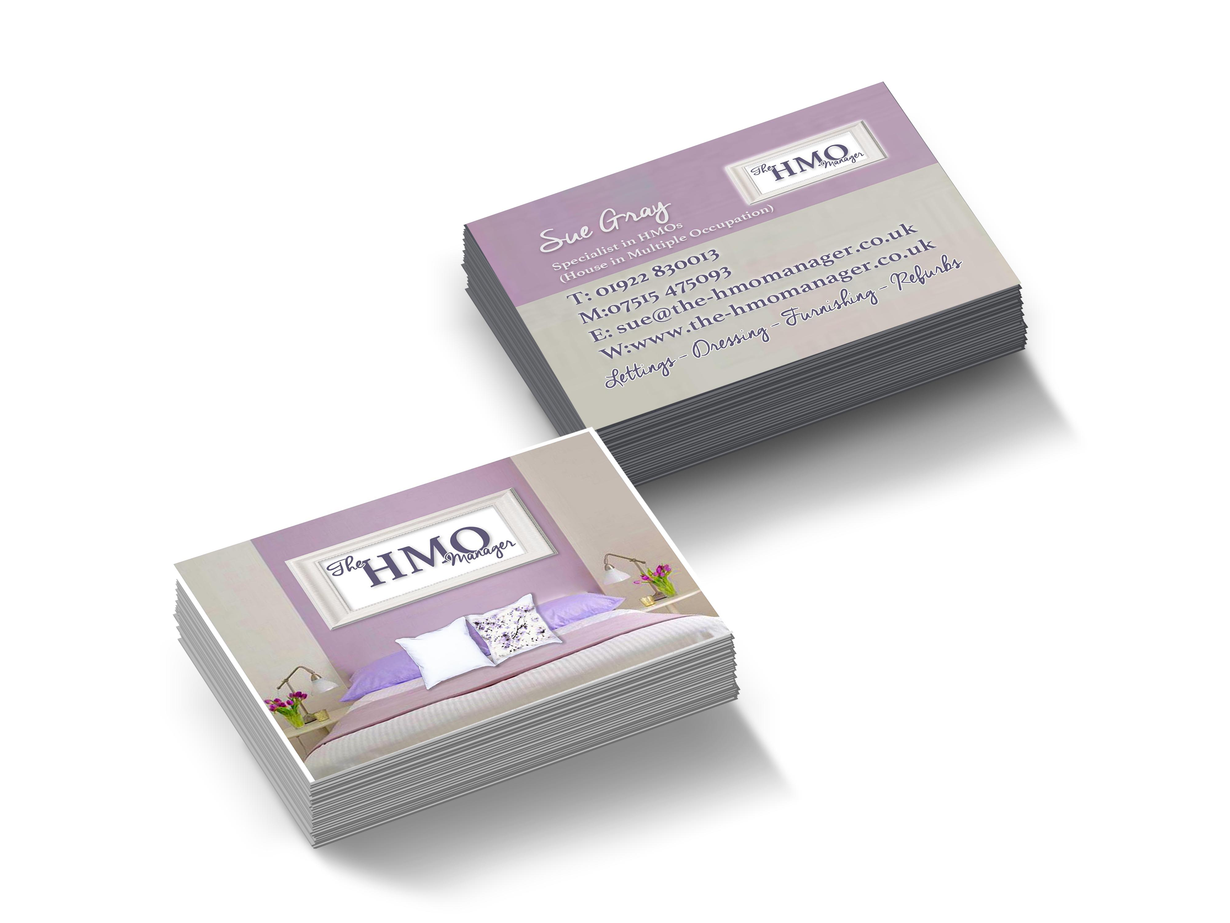 The HMO Manager Business Cards