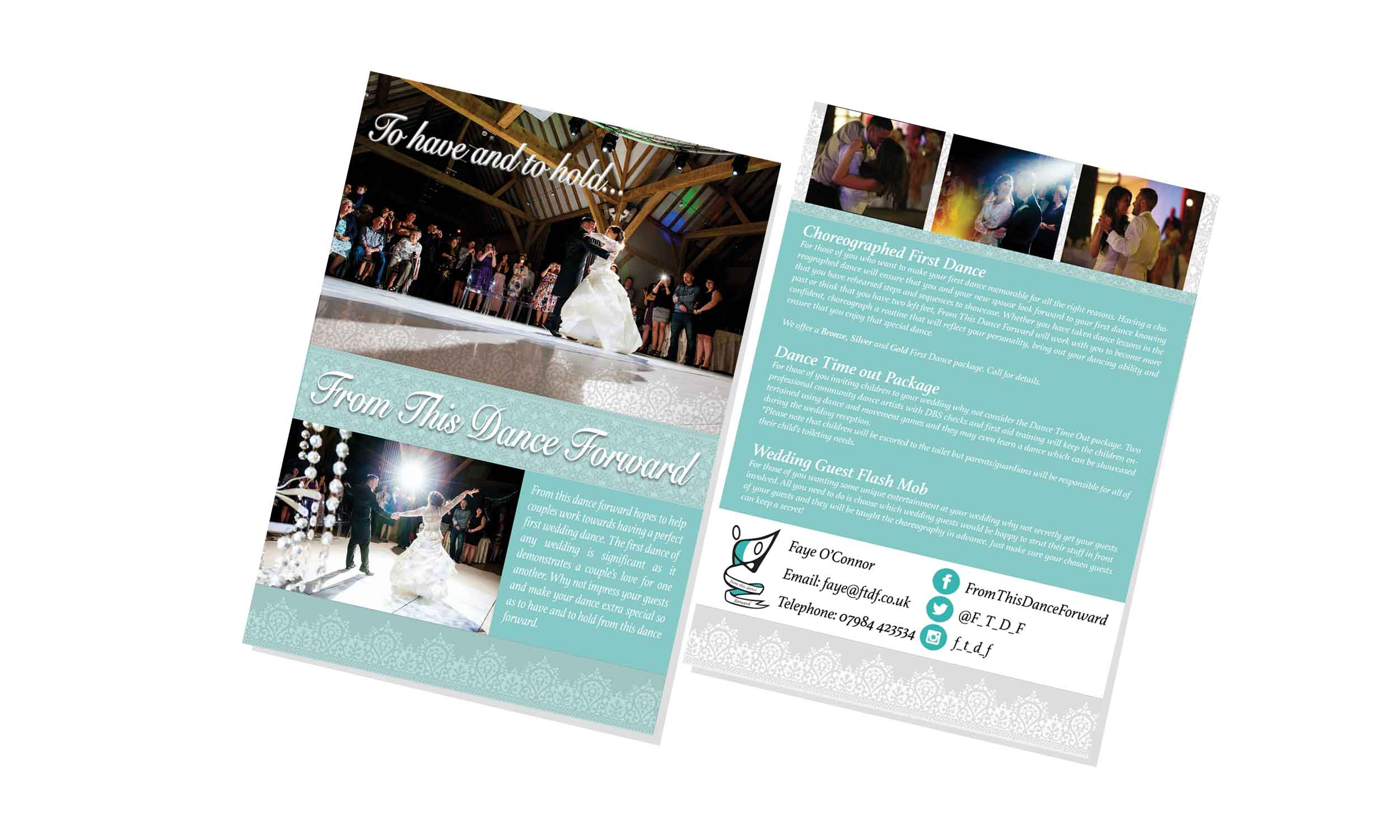 From This Dance Forward Leaflets