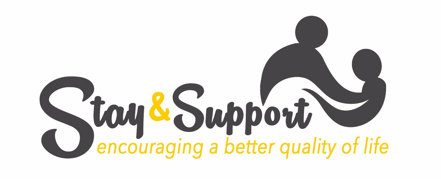 Stay & Support Logo