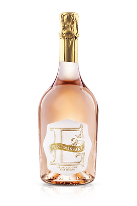 The Emissary Prosecco DOC Rosé Treviso