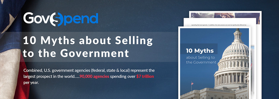 10 Myths about Selling to the Government