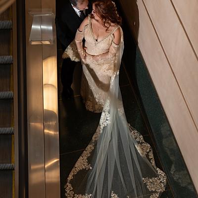 Mr. & Mrs. Salatino sneak peeks