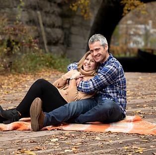 Meggie & Ian engagement sneak peeks