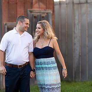 Engagement sneak peeks for Ashleigh & Adam