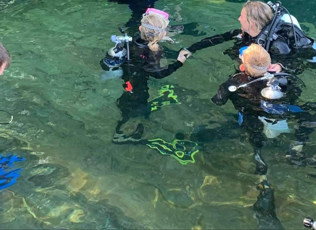 Gilboa Check Out Dives
