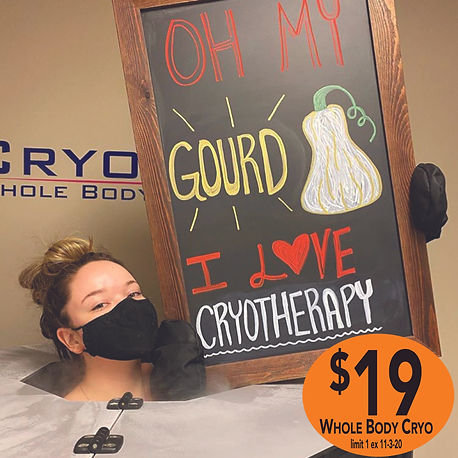 FB sq SALE EMAIL19 WBC CryoSalon Oct2020