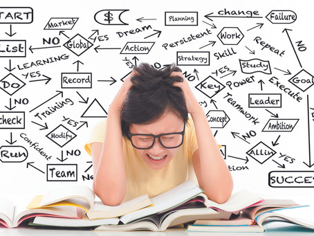 The Agony of Adolescence: Coping with Teen Stress