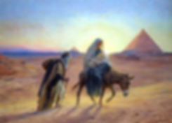 Map of Holy Family route in Egypt 06.png