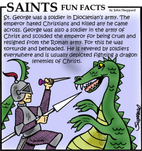 St. George Factoids