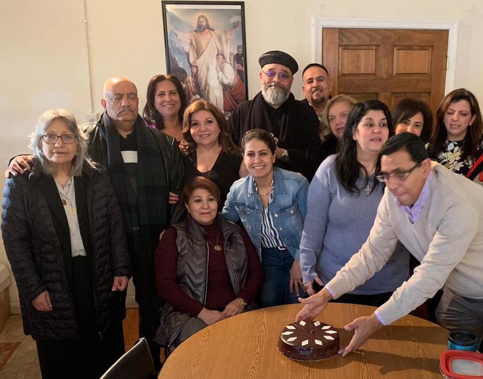 Fr. John's Birthday 1-2020