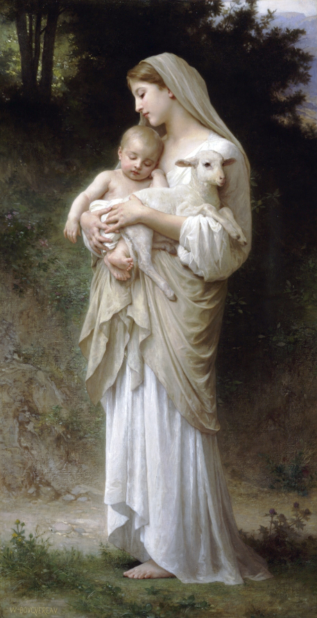 St. Mary 01 - L'Innocence by William Bou