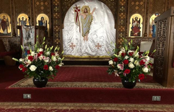 Easter Alter Decorations