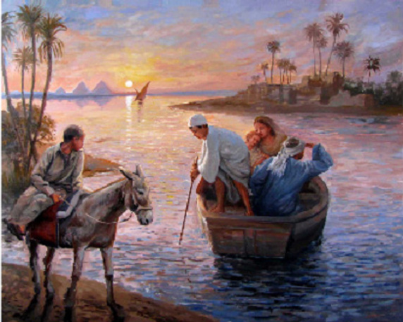 Map of Holy Family route in Egypt 04.png