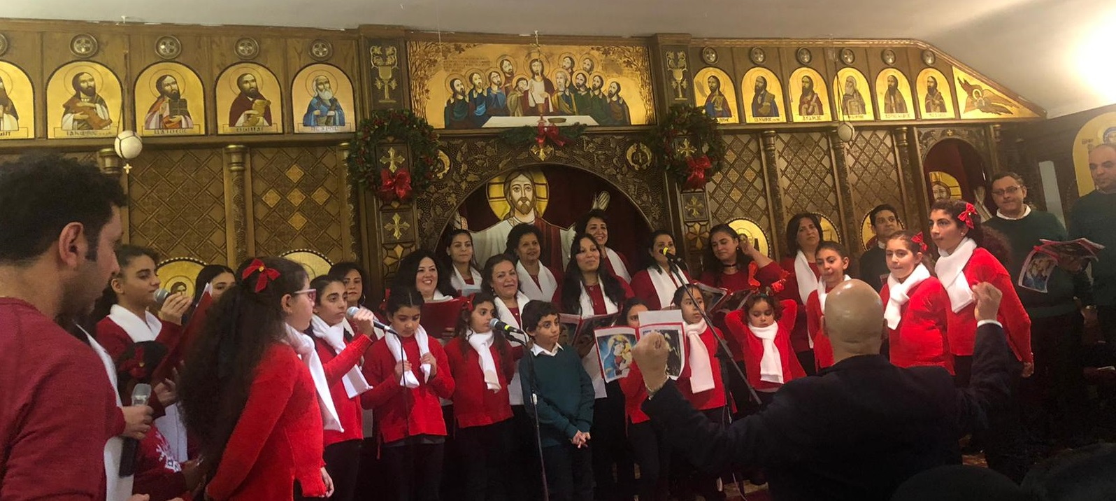 Christmas Choir 12-2019