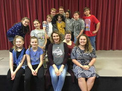 Theatre Workshop by Yvette Wall