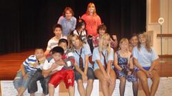 School Theatre Workshop by Yvette Wa