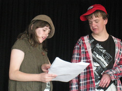 Drama workshop by Yvette Wall