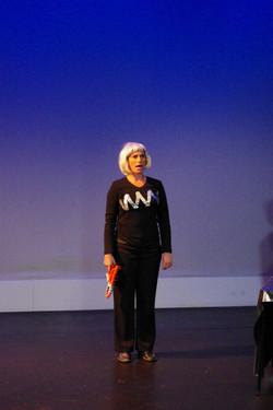 Theatre Workshop Yvette Wall