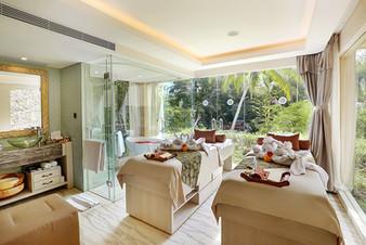 SereS Spa Sanctuary Treatment Room