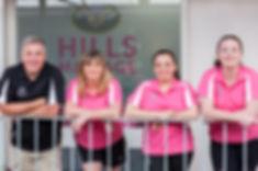 hills massage team 2020