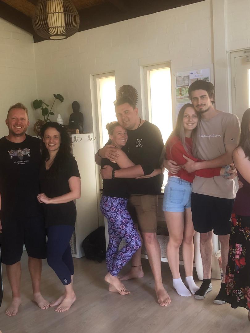 Couple Massage Workshop - Hills Massage