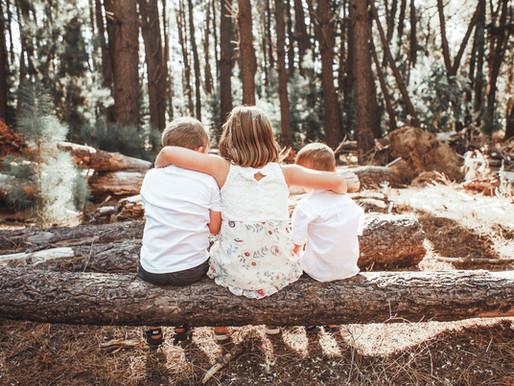 Teaching children it is OK to FEEL